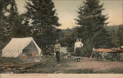 Rose and Twitchell, Moinichwalk Camp
