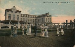WIldwood Manor Postcard