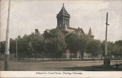 Adams Co. Court House