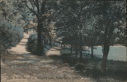 The Walks Around St. Joseph's Lake Postcard