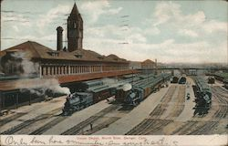 Union Depot, North Side