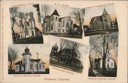 Protestant Churches