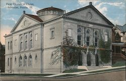 First Church of Christ, Scientist Postcard