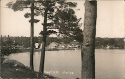 Sebago Lake Postcard