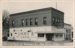 Jimmy's Cafe on Highway 61