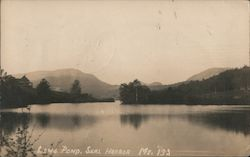 Long Pond Postcard