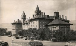 The Antlers Hotel Postcard