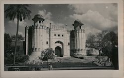 Lahore Fort Postcard