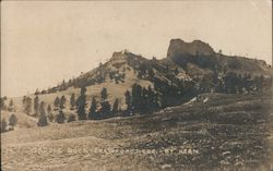 Saddle Rock Postcard