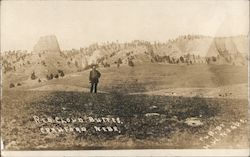 Red Cloud Buttes Postcard
