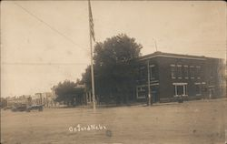 Oxford, Nebr. Postcard