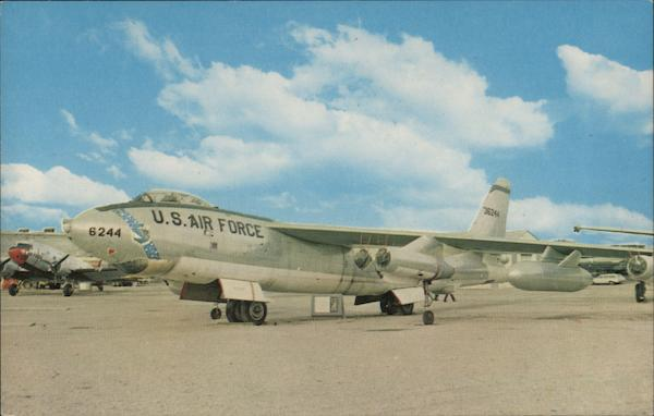 Boeing B-47E Stratojet Air Force