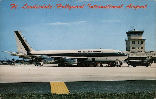Ft. Lauderdale-Hollywood International Airport Fort Lauderdale Florida