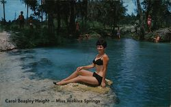 Carol Beasley Haight - Miss Wekiva Springs