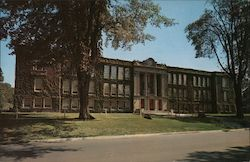 B.F.A. High School Postcard