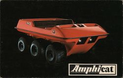 Amphicat by Mobility Unlimited, Inc. Postcard