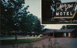 Mar Gre Motel & Restaurant Postcard
