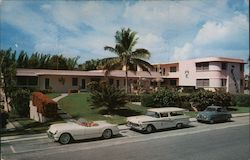 The Trevers Apartments Postcard