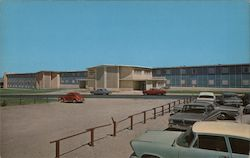 Womens Residence Center, New Mexico State University Postcard