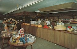 Frankenmuth Cheese Haus Postcard