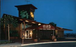 Sea Wolf Restaurant - Jack London Square Postcard