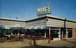 Mike's Sea Food Restaurant and Cocktail Bar Postcard