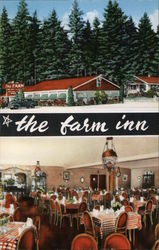 The Farm Inn Postcard