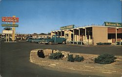 Nataani Nez Restaurant, a Navajo Tribal Enterprise Postcard