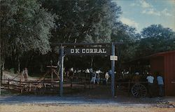 OK Corral, Pioneer City