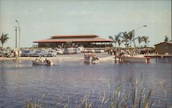 Everglades Holiday Park Postcard