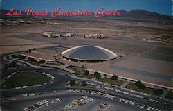 Las Vegas Convention Center Postcard