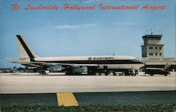 Ft. Lauderdale-Hollywood International Airport Postcard