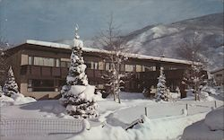 Bell Mountain Lodge Postcard