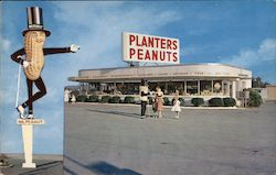 The Peanut Store Postcard