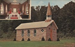 Grace Community Church Prayer Chapel Postcard