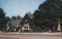 Mrs. K's Toll House Postcard