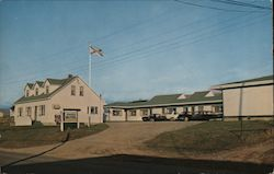 Laurie's Motel Postcard