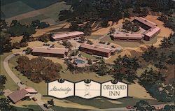 Sturbridge Orchard Inn Postcard