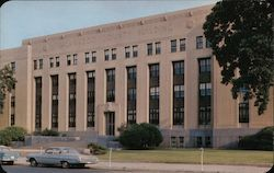 Kalamazoo County Building Postcard