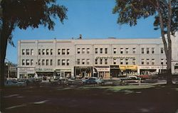 Hotel Huntington and Valade's Terminal Postcard