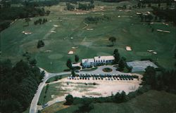 Ekwanok Country Club Postcard