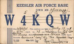 W5QCM Keesler Air Force Base