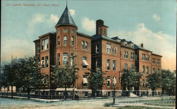 St. Lukes Hospital St. Paul Minnesota