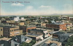 Panoramic View Postcard