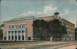Auditorium and New Life Insurance Buildings