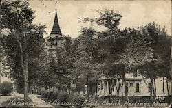 Parsonage and Guardian Angels Church