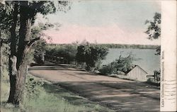 Lake Calhoun Postcard