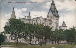 Central High School, Minneapolis, Minn.