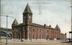 Union Station, Minneapolis