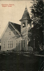 Christian Church Postcard